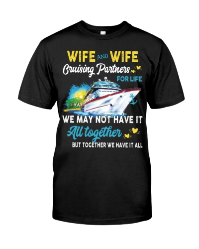 Wife And Wife Cruising Partners - End Of Year Sale