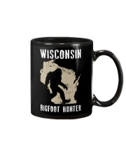 Wisconsin Bigfoot Hunter Mug thumbnail