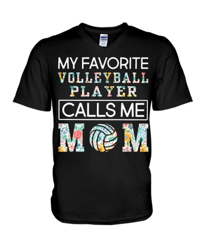 Volleyball Calls Me Mom
