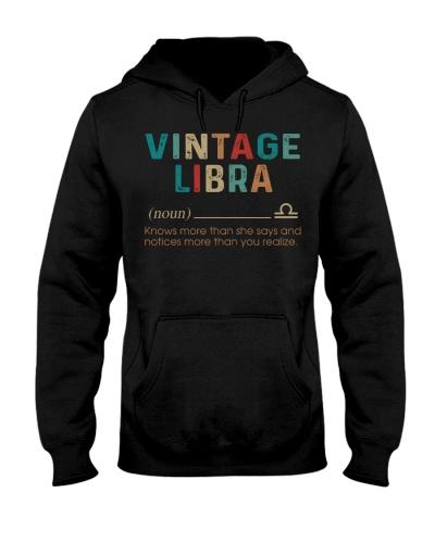 Vintage Libra