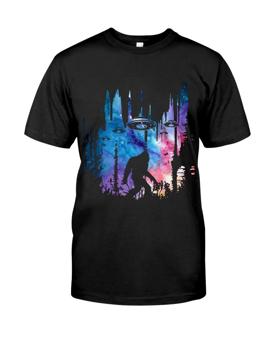 Bigfoot UFO sale Classic T-Shirt