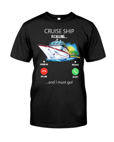 Cruise Ship Is Calling - Year end sale