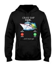 Cruise Ship Is Calling - Year end sale Hooded Sweatshirt thumbnail