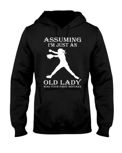 softball assuming