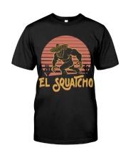 Bigfoot el squatcho 3 Classic T-Shirt thumbnail