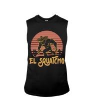 Bigfoot el squatcho 3 Sleeveless Tee thumbnail