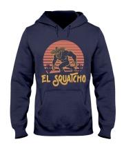 Bigfoot el squatcho 3 Hooded Sweatshirt front