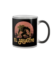 Bigfoot el squatcho 3 Color Changing Mug thumbnail