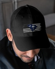 American and South Carolina map 9993 0037 Embroidered Hat garment-embroidery-hat-lifestyle-02