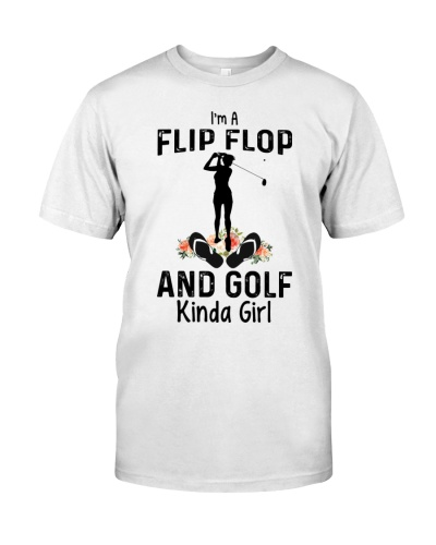 I am a flip flop and golf 0037