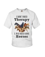 I Just Need More Horses 029 Youth T-Shirt thumbnail