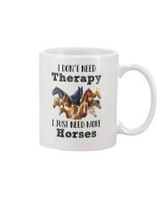 I Just Need More Horses 029 Mug thumbnail