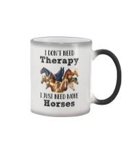 I Just Need More Horses 029 Color Changing Mug thumbnail
