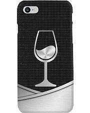 wine inox case Phone Case i-phone-7-case