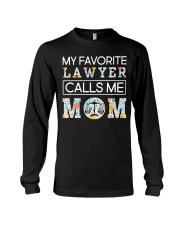 Lawyer Calls Me Mom Long Sleeve Tee thumbnail