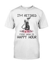I'm retiered - Golf Classic T-Shirt thumbnail