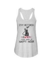 I'm retiered - Golf Ladies Flowy Tank thumbnail