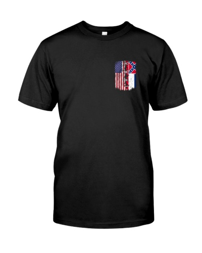 Mississippi and American flag 2s 0037