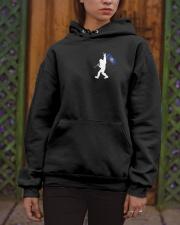 New Hampshire - Bigfoot Flag 2 sides Hooded Sweatshirt apparel-hooded-sweatshirt-lifestyle-front-03