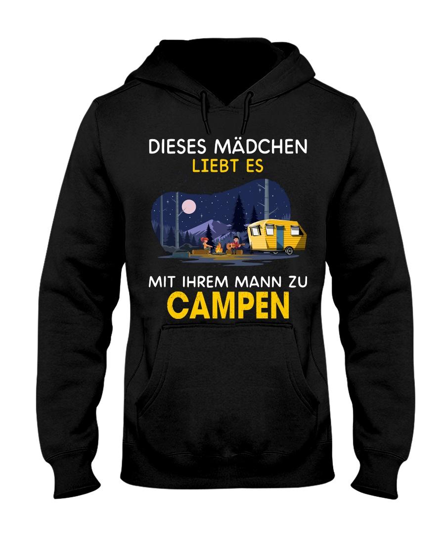 Campen diese Hooded Sweatshirt