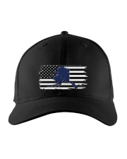 American and Alaska map 9993 0037 Embroidered Hat front