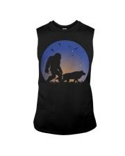 Bigfoot-Wolf Sleeveless Tee thumbnail