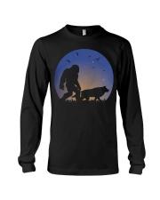 Bigfoot-Wolf Long Sleeve Tee thumbnail