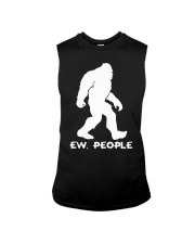 Ew people - Bigfoot Sleeveless Tee thumbnail