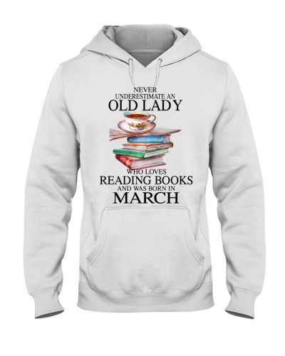 read book old lady March