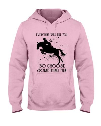 Choose something fun horse