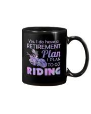 Motorcycle- Retirement Plan 9997 Mug thumbnail