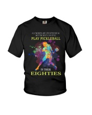 Pickleball - creat equal eighties  Youth T-Shirt thumbnail