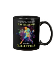 Pickleball - creat equal eighties  Mug thumbnail