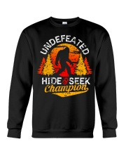 Bigfoot Hide and Seek Champion Crewneck Sweatshirt thumbnail
