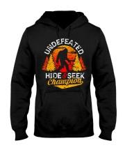 Bigfoot Hide and Seek Champion Hooded Sweatshirt thumbnail