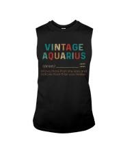 Vintage Aquarius  Sleeveless Tee thumbnail
