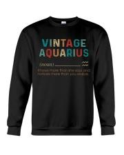 Vintage Aquarius  Crewneck Sweatshirt thumbnail