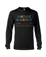 Vintage Aquarius  Long Sleeve Tee thumbnail