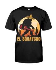 Bigfoot el squatcho 6 Classic T-Shirt thumbnail
