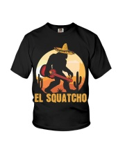 Bigfoot el squatcho 6 Youth T-Shirt thumbnail