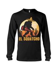 Bigfoot el squatcho 6 Long Sleeve Tee thumbnail