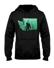 Bigfoot Washington Hooded Sweatshirt front