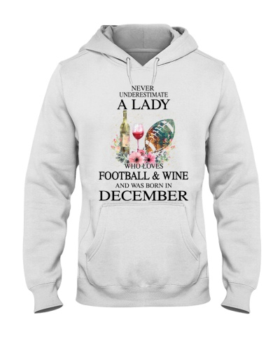 football wine never underestimate a Lady PT