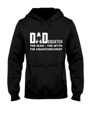 Dad squatch Hooded Sweatshirt thumbnail