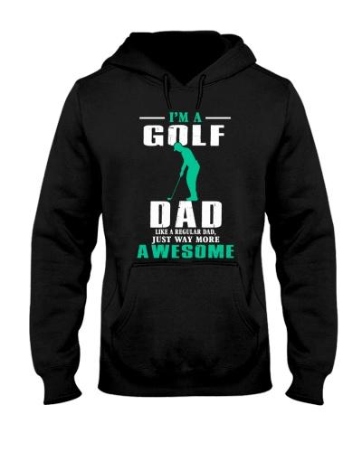 I'm a Golf dad