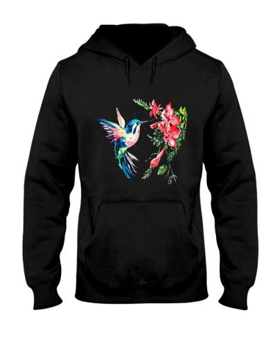 Color Hummingbird Funny Bird Lover