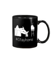 Bigfoot stayhome Mug thumbnail