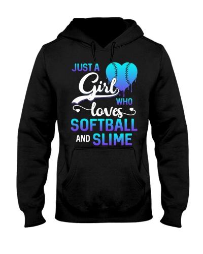 Softball and slime