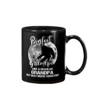 Mens Bigfoot Grandpa Mug thumbnail