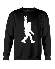 Bigfoot rock and roll - Year end sale Crewneck Sweatshirt thumbnail